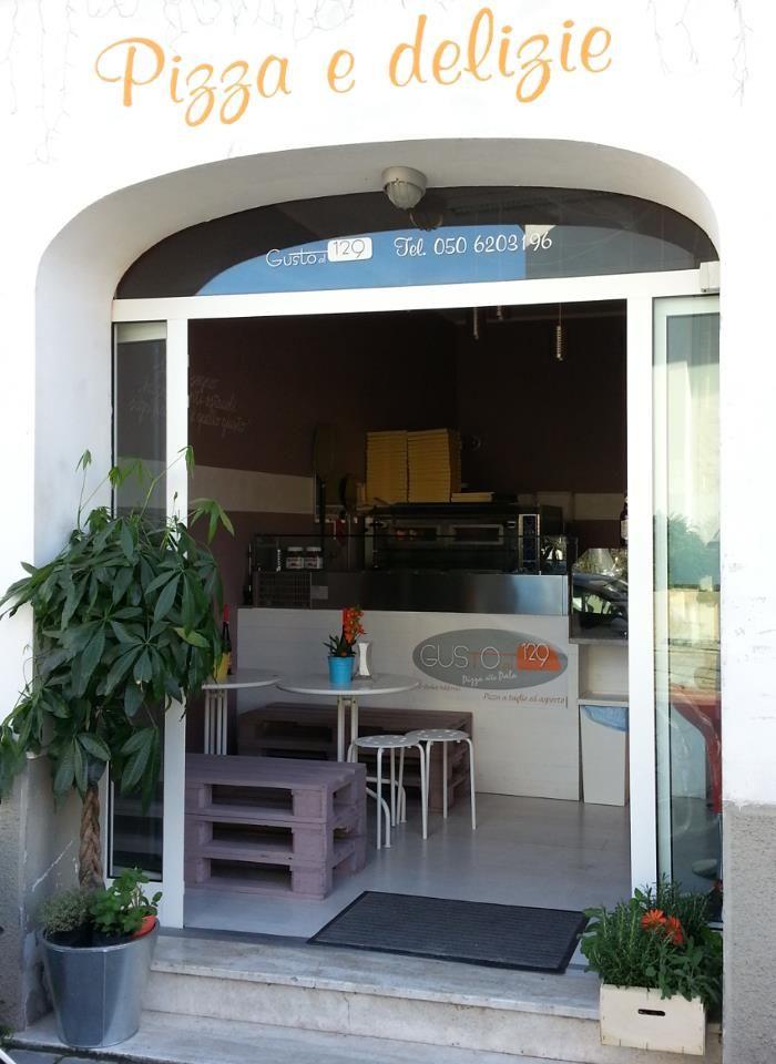 ingresso www.gustoal129.it