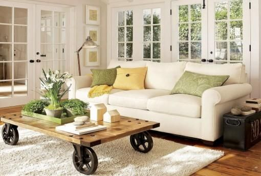 Love the coffee table   Decor   Pinterest   Muebles salon, Salón y ...