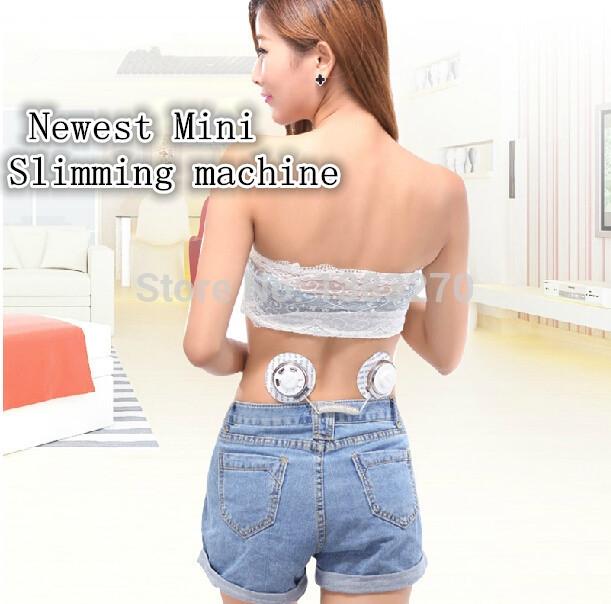 101.38$  Buy here - http://aliyfg.worldwells.pw/go.php?t=2021098591 - 2014 vibra shape slim belt massage for women after pregnancy slim fast belt free shipping