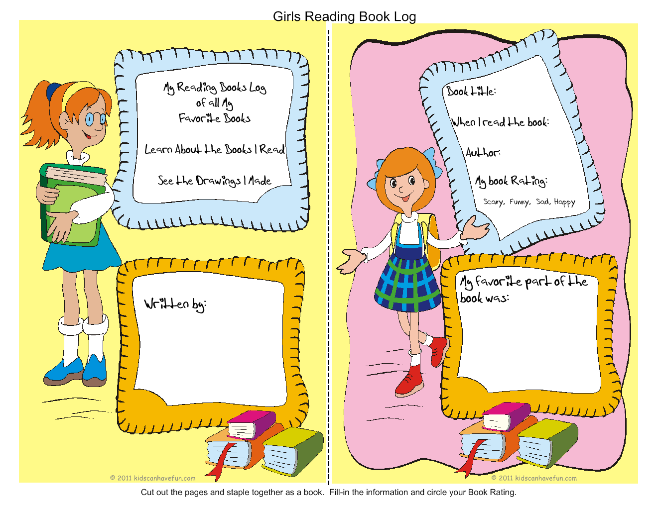 Pin By Kidscanhavefun On Reading Activities For Kids