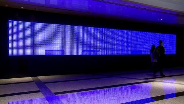 Deutsche Bank / Media Wall / InSitu by Universal
