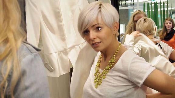 Haare ab bei shopping queen