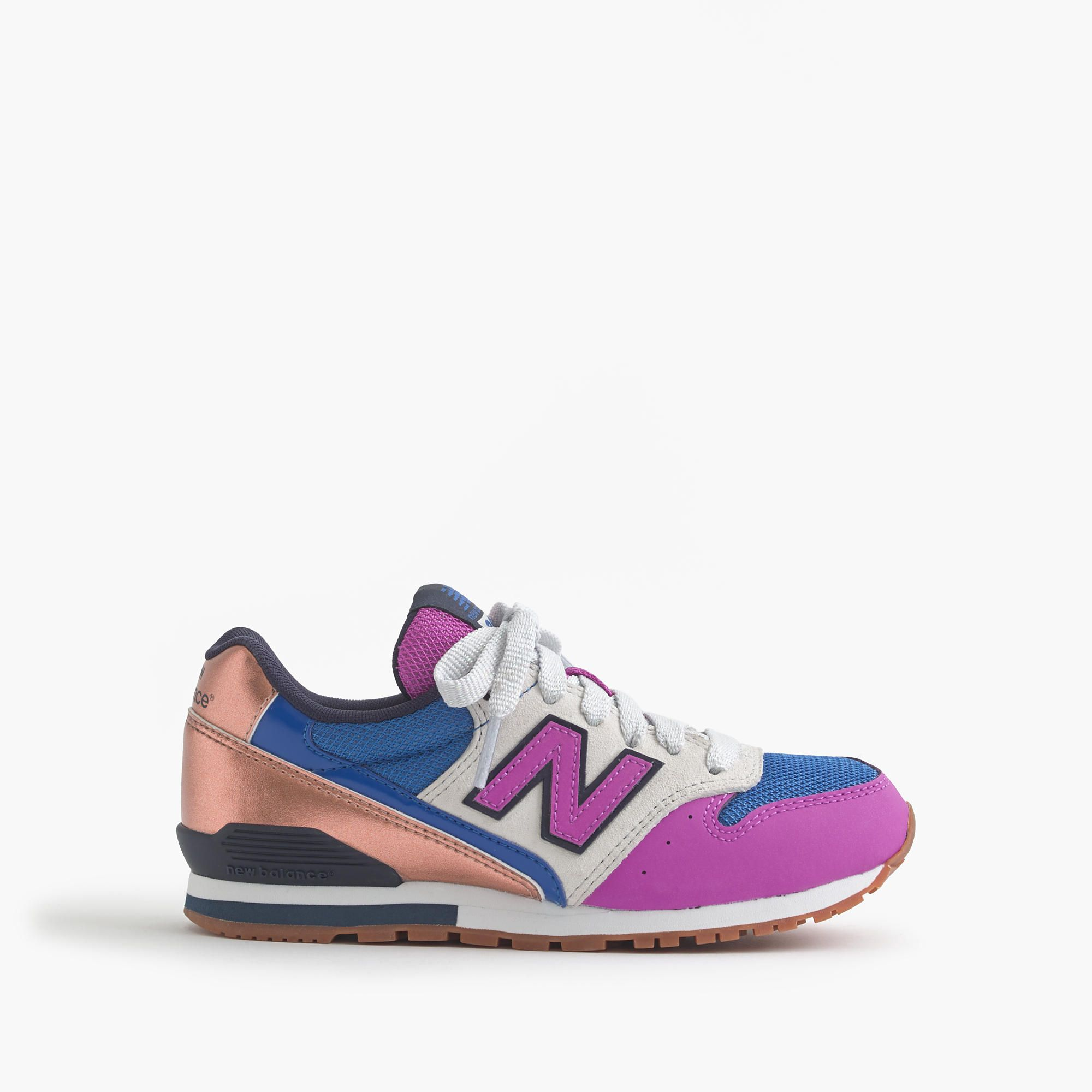 871736a3 Shop the Kids' New Balance For Crewcuts 996 Sneakers at ...