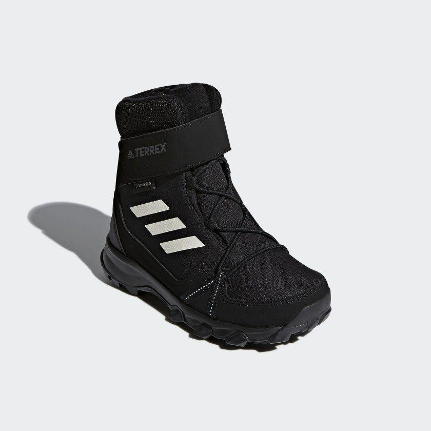 adidas Terrex Snow CF Winter Hiking Shoes - Black   adidas US ...