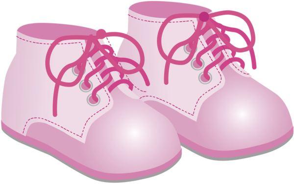 0aa7e630 Png 600 378 Baby Pink Shoes Baby Shower Images Baby Shoes