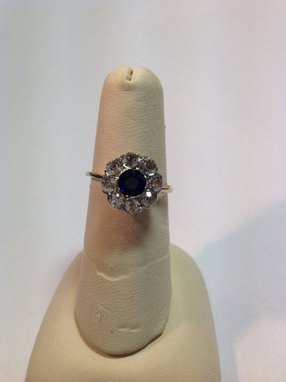 Vintage 14k Yellow and White Gold White by NannysHiddenTreasure, $495.00 10% OFF IN SEPTEMBER !!!