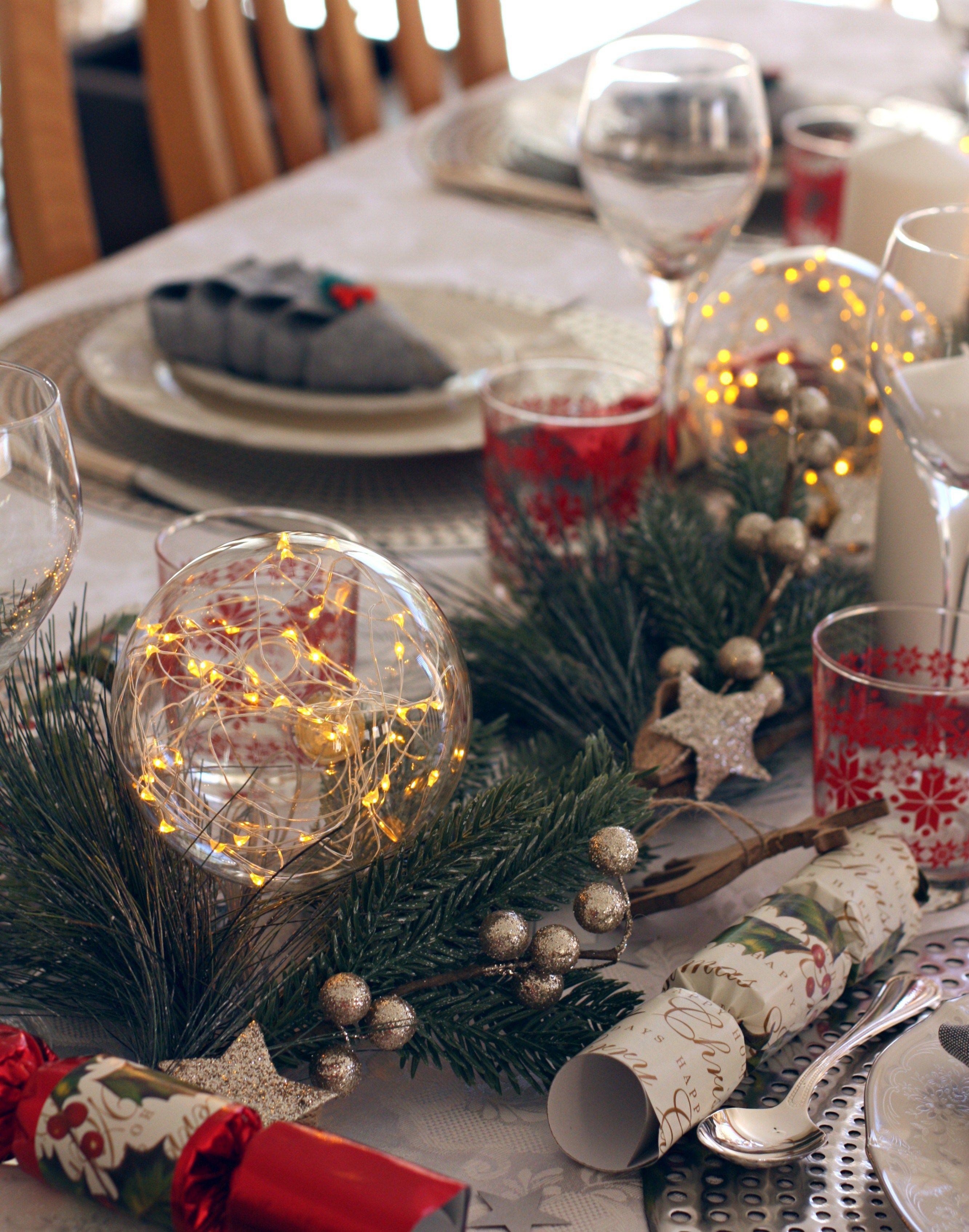 Led Fairy Light Ornaments Set Of 3 Christmas 1 Christmas
