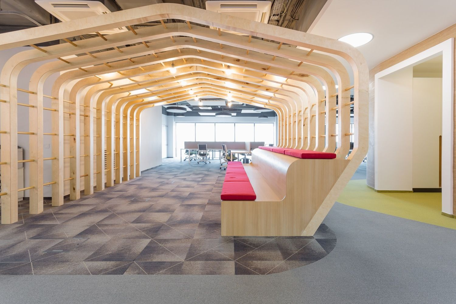 Gallery of Sberbank Office / IND Architects - 8