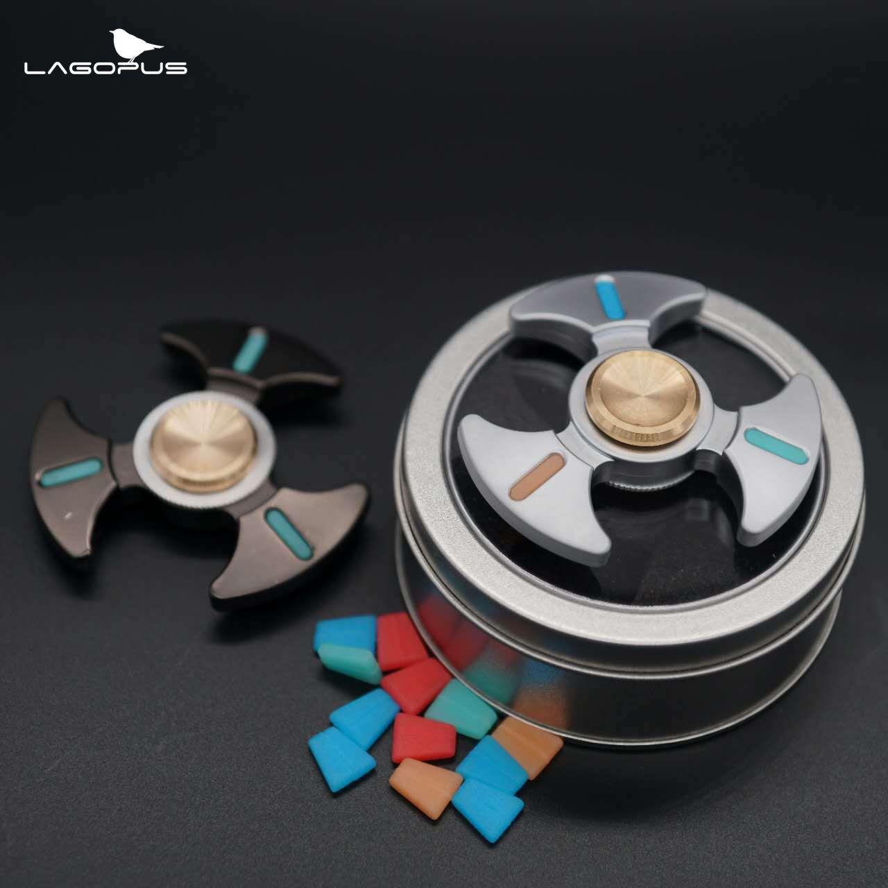 Sy tools custom producing hand spinner torqbar alec bass shells 50 66 - Click To Buy 2017 1 Pc New Tornado Metal Hand Spinners Fidget