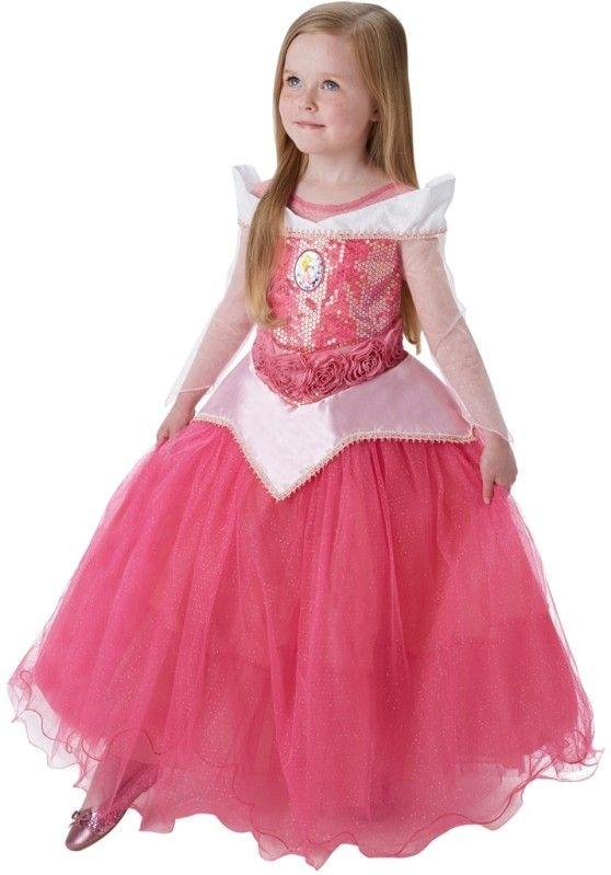 dda520bf65a3e4 Déguisement Aurore™ Belle au Bois Dormant Disney™ fille Premium ...