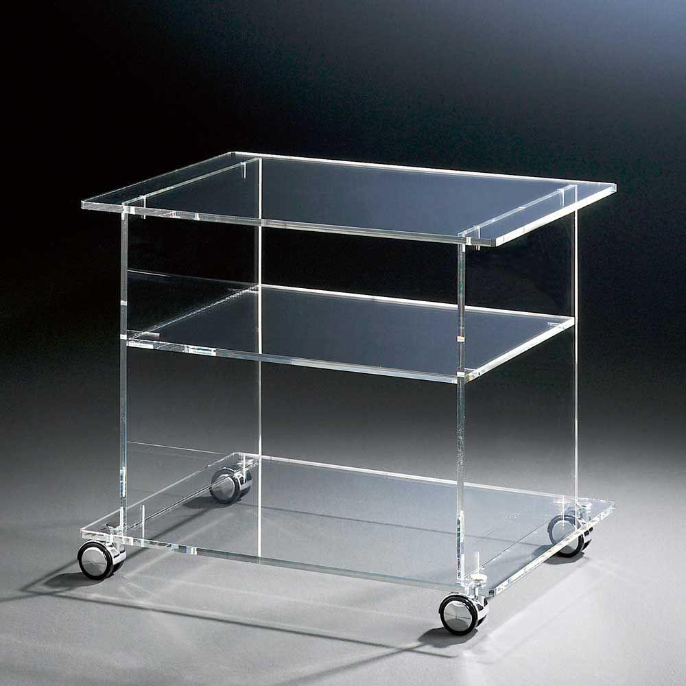 Tv Wagen Aus Acrylglas 60 Cm Jetzt Bestellen Unter Https Moebel