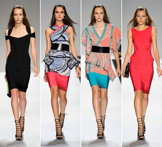 NY Fashion Week - 2015 Spring trends  -Miami.com article