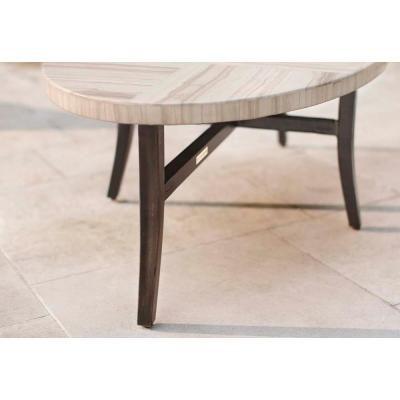 Brown Jordan Greystone Patio Coffee Table Stock Dyt005