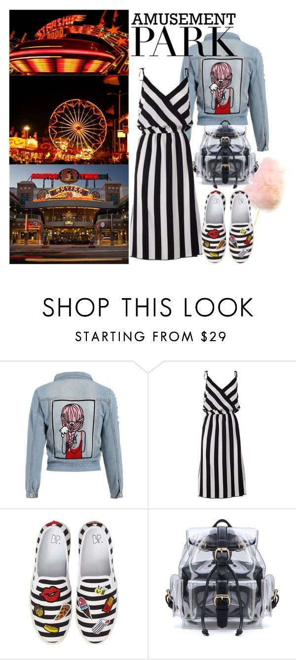 """""""Amusement park"""" by snega-amante on Polyvore featuring мода, Marc Jacobs и BP."""