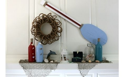 Nautical Themed Decorations Project