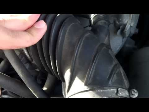 BMW E36 318is white smoke, poor acceleration, loss of power problem