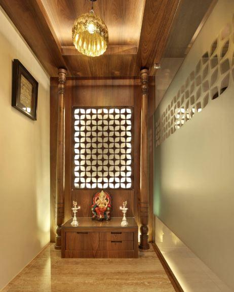 Interior Design For Pooja Room Wall Units Dream Home