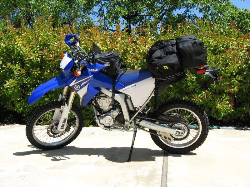 Yamaha WR250R Mega Thread Adventure bike, Yamaha, Yamaha wr