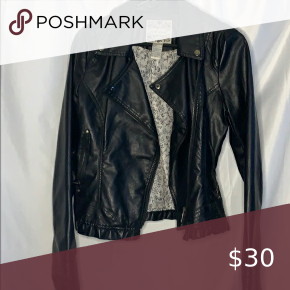 Medium Women's Leather Jacket
