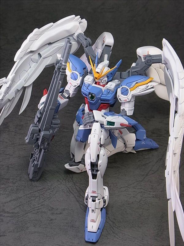 RG 1/144 Wing Gundam Zero EW - Painted Build