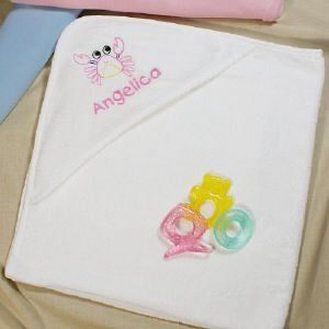 Amazon cute crab personalized hooded baby towel hooded our turtle embroidered hooded baby towels include free embroidery to make personalized baby gifts easy shop giftsforyounow today for all your personalized negle Image collections