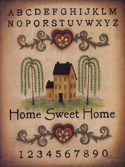 Home Sweet Home ... Lisa Kennedy