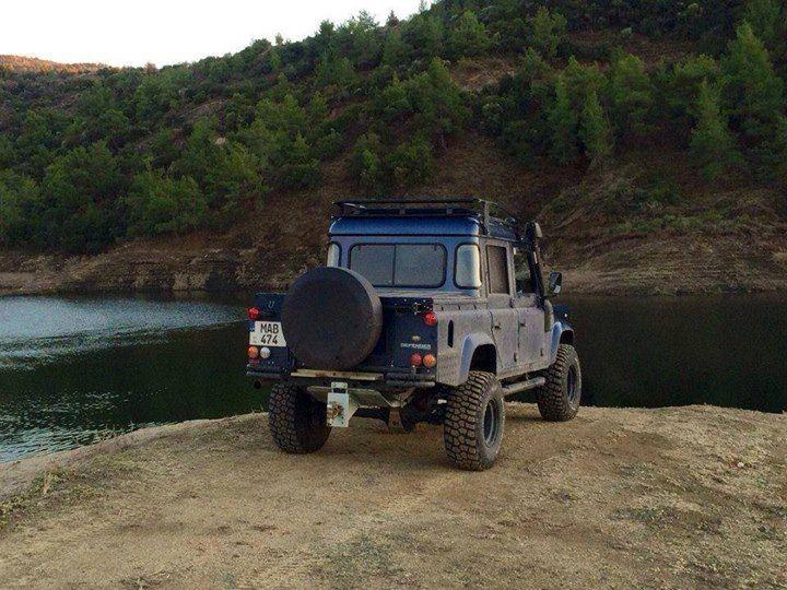 Land Rover Defender Con Imagenes