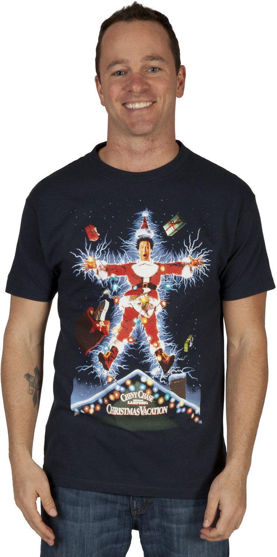 Movie Poster Christmas Vacation Shirt