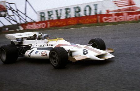 BRM Pedro Rodriguez (MEX) F1