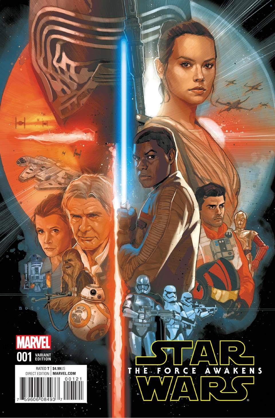 Read Star Wars The Force Awakens Issue 01 Online Read Star Wars