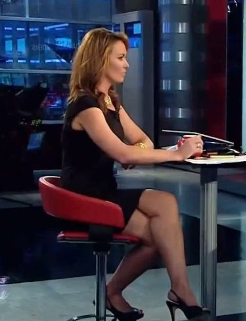 Can hot sexy cnn reporter can