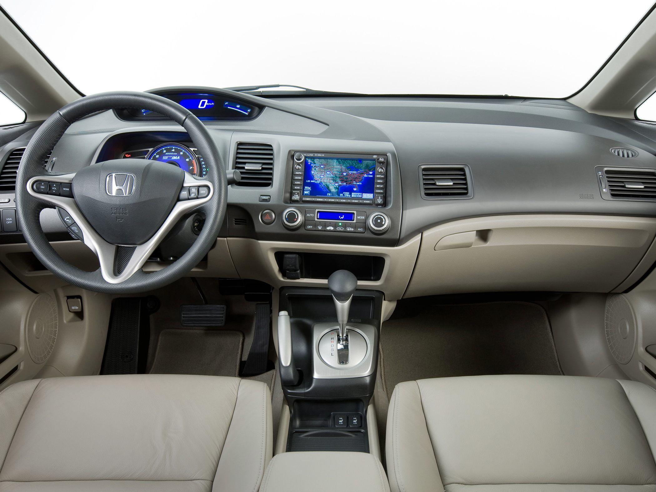 2010 Honda Civic Hybrid >> Honda Civic Hybrid Honda Honda Civic Sedan 2010 Honda