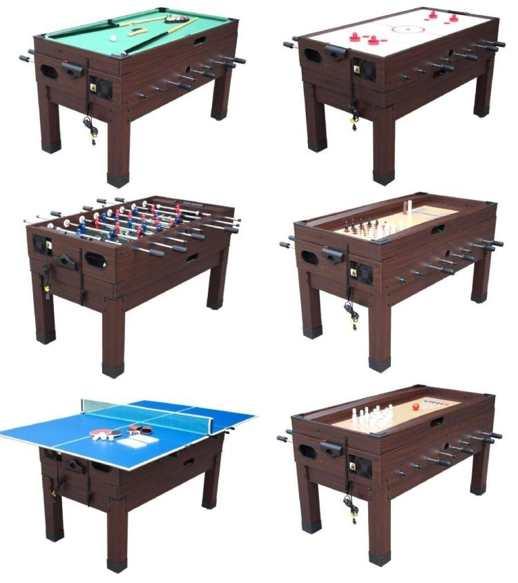 13 In 1 Combination Game Table, I Like This