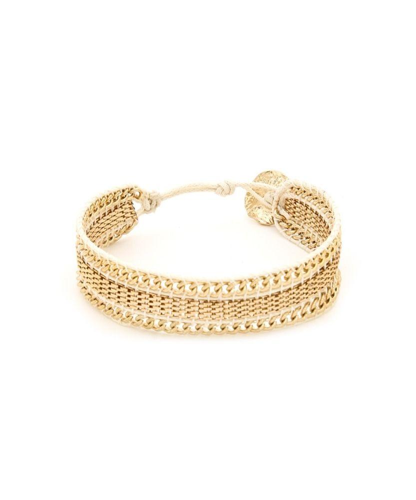 Sophisticated Boho Chain Bracelet