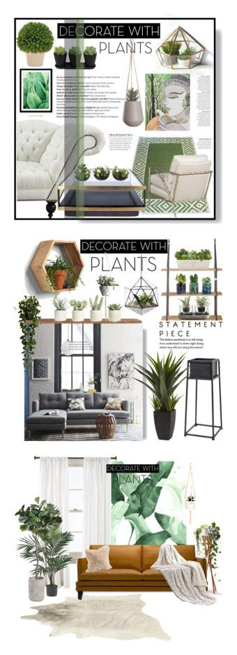 Winners Home Decor | Winners For Grow A Little Planters By Polyvore Liked On