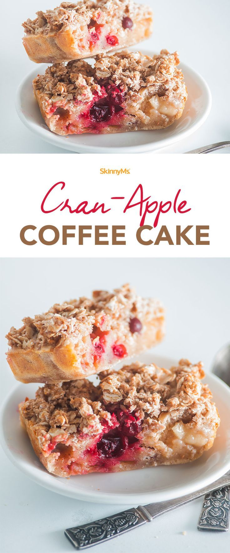 Cran-Apple Coffee Cake | Recipe (With images) | Coffee ...