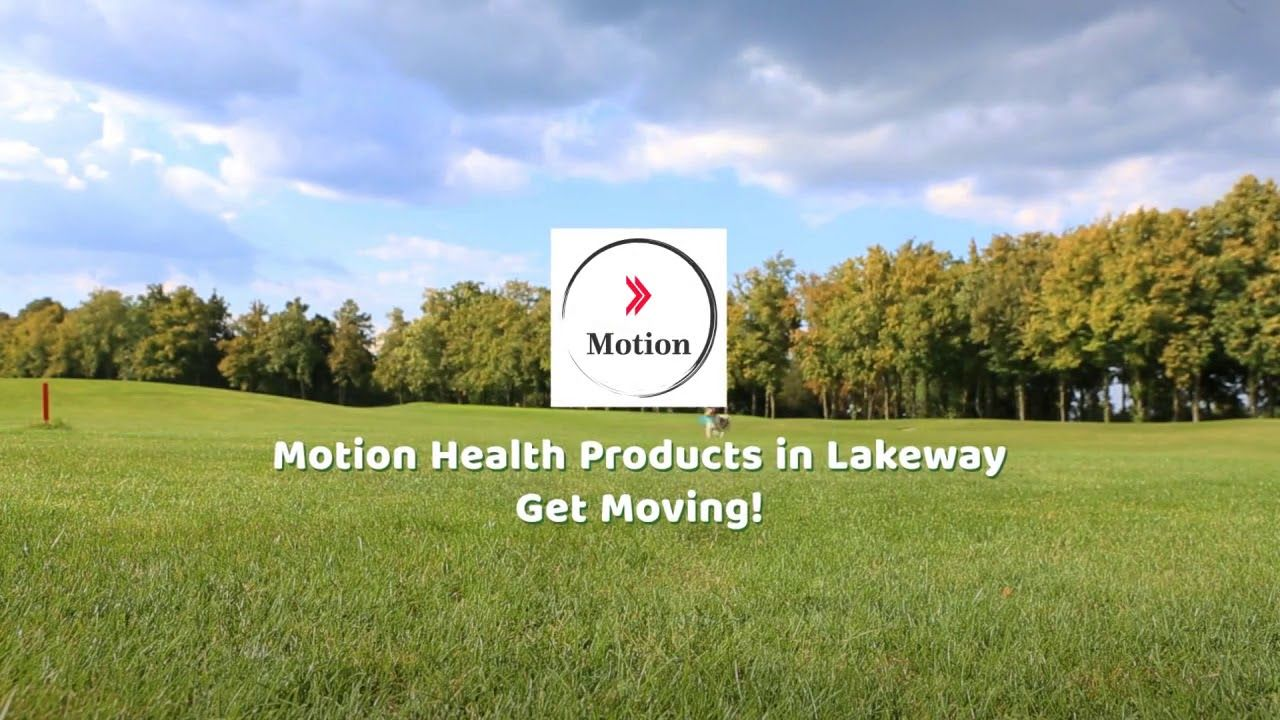 Get moving by motion health products with images