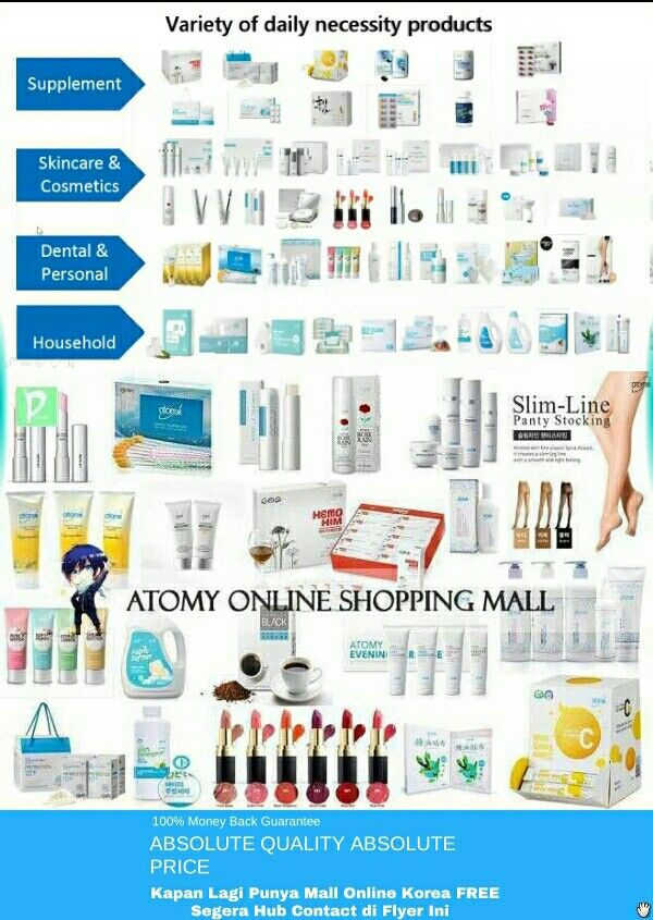 WA 085257630756 | Peluang Bisnis Supermarket Online Atomy ...