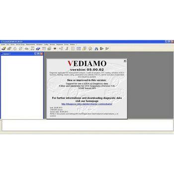 Vediamo V05 00 05 Development and Engineering Software for