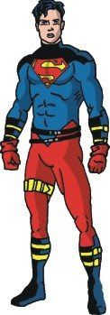 Superboy (Kon-El/Conner Kent, 90s version)