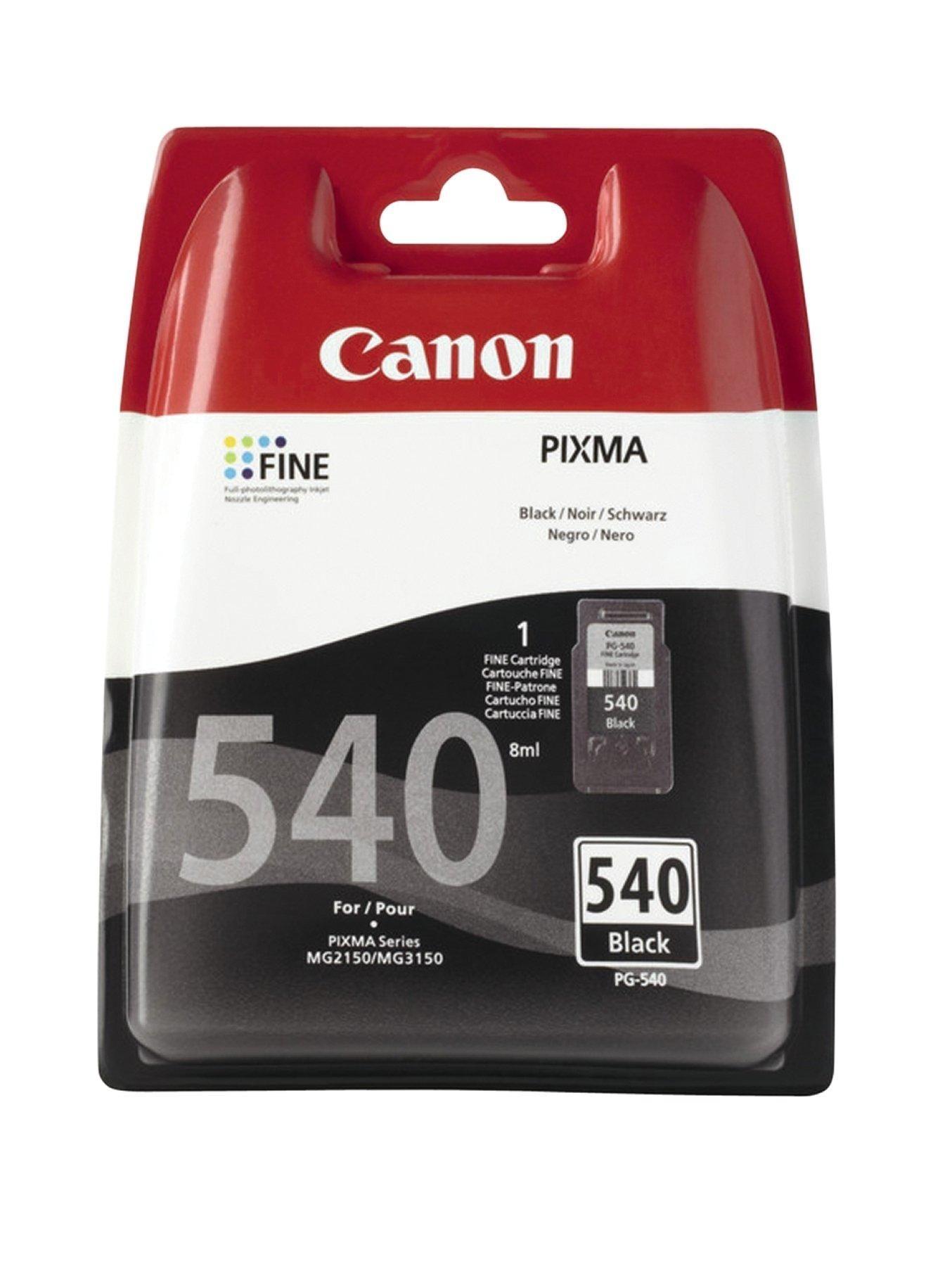 Pg 540 Black Ink Cartridge Black Ink Cartridge Ink Battery