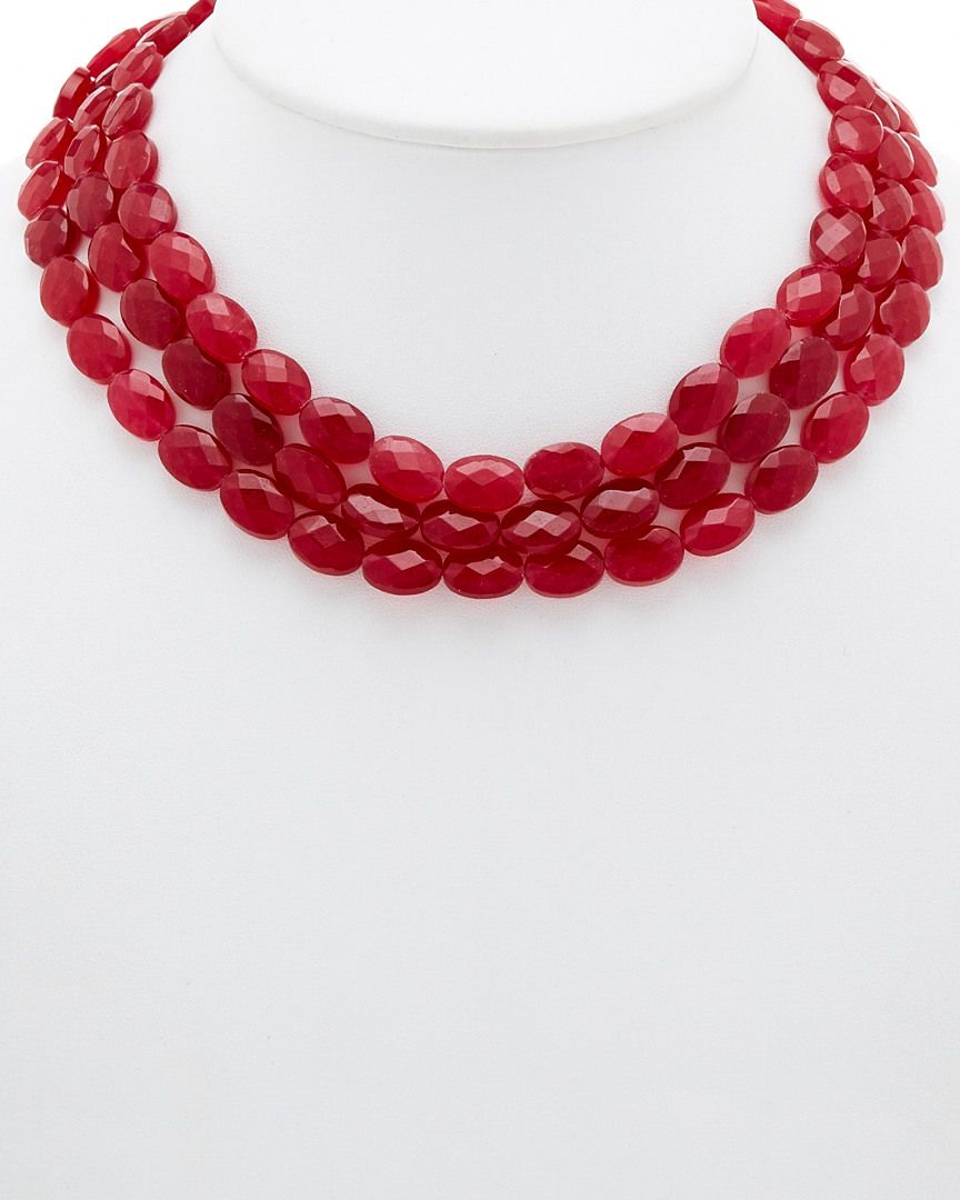 Barse Bronze Onyx Necklace is on Rue. Shop it now.