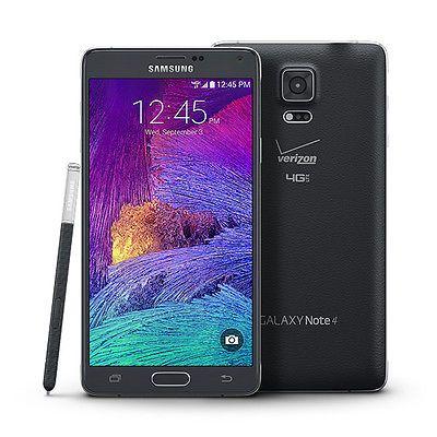 Samsung Galaxy Note 4 N910v 32gb Verizon At T Gsm Unlocked Cellphone Srf Samsung Galaxy Note Samsung Galaxy Galaxy Note 4