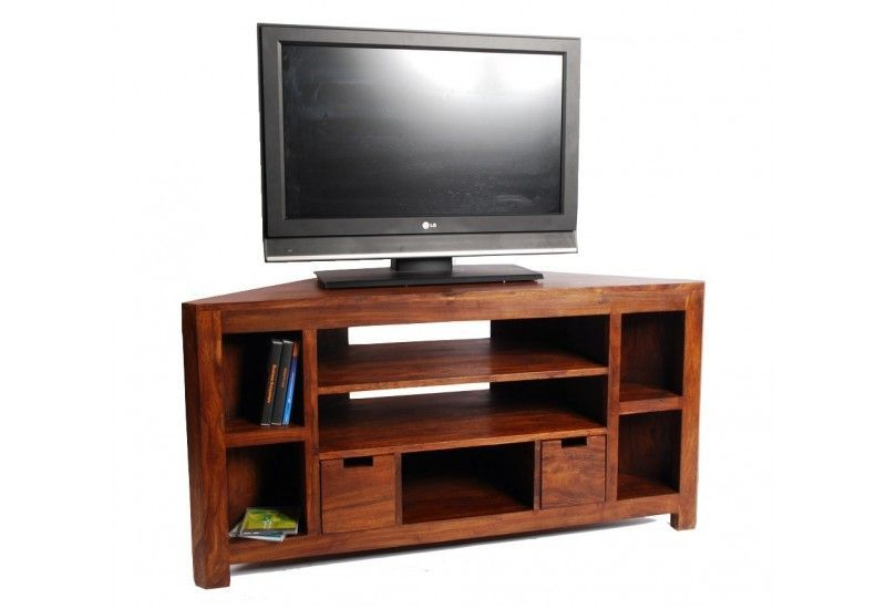 meuble tv duangle palissandre massif cases with support tv escamotable. Black Bedroom Furniture Sets. Home Design Ideas