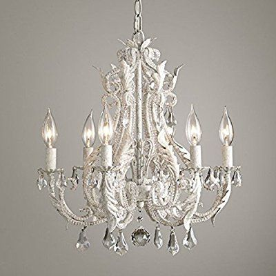 Nordic crystal chandelier french vintage living room bedroom simple nordic crystal chandelier french vintage living room bedroom simple european restaurant palace princess room childrens room aloadofball Images
