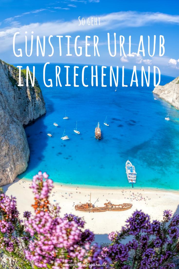 Du möchtest einen Urlaub in Griechenland verbringen und suchst noch nach dem passenden Angebot? Ob Kreta, Korfu, Zakynthos, Santorin oder Mykonos - Auf meinem Blog findest du Inspirationen und Angebote für deinen Urlaub in Griechenland. #greekislands