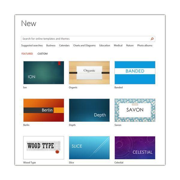 Customizing a Theme in Microsoft PowerPoint 2013 Office Tutorials