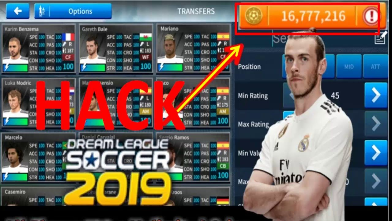 How To Hack Dream League Soccer 2019 Android And Ios Soccer Soccer Tips League