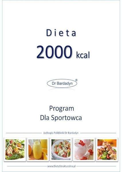 Dieta 2000 kcal efekty po miesiacu