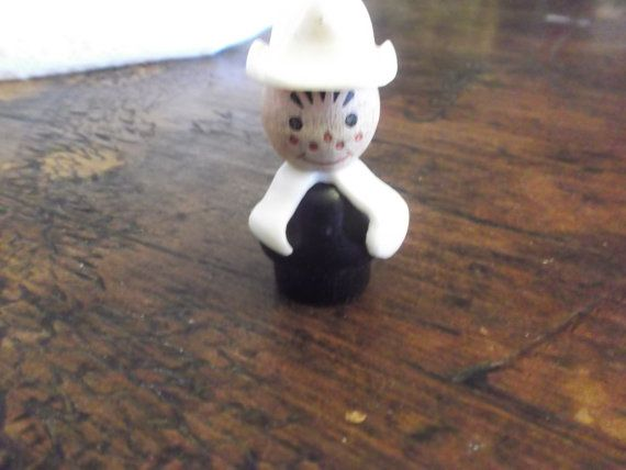Fisher Price Little People Fireman by RocksTreasures on Etsy, $6.99